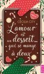 Livre numérique L'amour est un dessert... qui se mange à deux