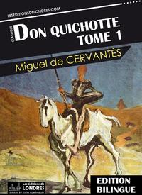 Livre numérique Don Quichotte, Tome 1 - Bilingue Français - Espagnol
