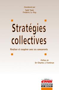 Livre numérique Les stratégies collectives - Rivaliser et coopérer avec ses concurrents