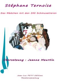 Livre numérique Das Mädchen mit den 200 Schmusetieren