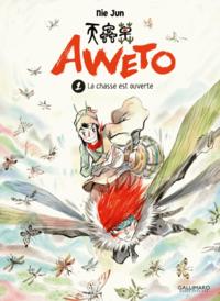 Livre numérique Aweto (Tome 1) - La chasse est ouverte
