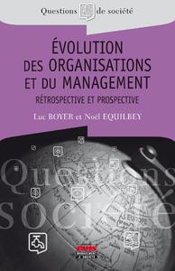 Livre numérique Evolution des organisations et du management