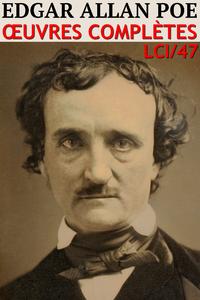 Livre numérique Edgar Allan Poe