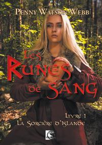 Livre numérique Les Runes de Sang, La sorcière d'Islande Livre 1