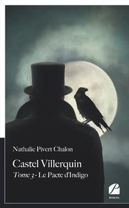 Livre numérique Castel Villerquin - Tome 3 Le Pacte d'Indigo