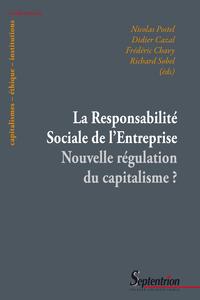Livre numérique La Responsabilité Sociale de l'Entreprise