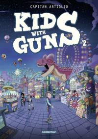 Livre numérique Kids with Guns (Tome 2)