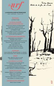 Livro digital La Nouvelle Revue Française N° 637