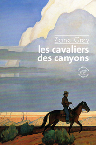 Livre numérique Les cavaliers des canyons