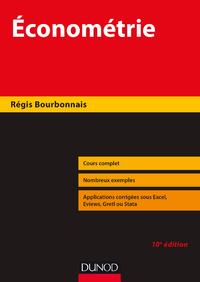 Livre numérique Économétrie - 10e éd.