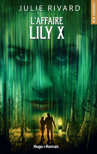 Livre numérique L'affaire Lily X