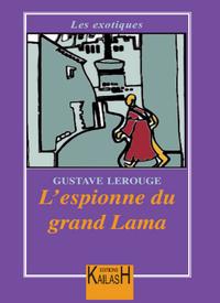 Livre numérique L'espionne du grand Lama