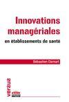 Livre numérique Innovations managériales en établissements de santé