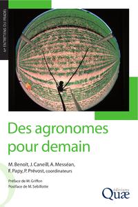 Livre numérique Des agronomes pour demain