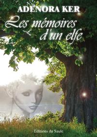 Livre numérique Les mémoires d'un elfe