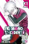 Livre numérique Kemono Incidents - tome 04