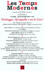 Livro digital Les Temps Modernes N° 650 N° 650