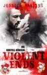 Livre numérique Violent Ends - Die Kartell-Königin