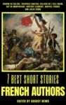 Libro electrónico 7 best short stories - French Authors