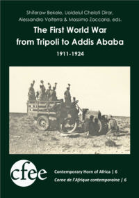 Electronic book The First World War from Tripoli to Addis Ababa (1911-1924)