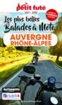 Electronic book AUVERGNE-RHÔNE-ALPES À MOTO 2021/2022 Petit Futé