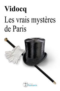 Livre numérique Les vrais mystères de Paris
