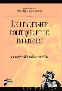 Electronic book Le leadership politique et le territoire