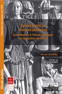 Livre numérique Emploi public et finances publiques