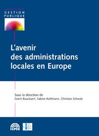 Livre numérique L'avenir des administrations locales en Europe