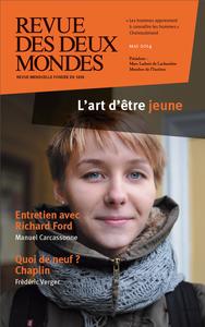 E-Book Revue des Deux Mondes mai 2014