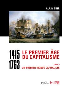 Electronic book Le premier âge du capitalisme (1415-1763) Tome 3 - Coffret 2 vol.