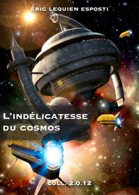 Livro digital L'indélicatesse du cosmos