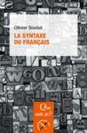 Livre numérique La syntaxe du français