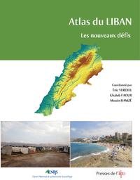 Livre numérique Atlas du Liban