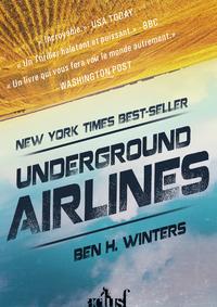 Livre numérique Underground airlines