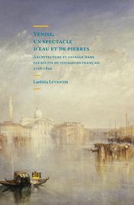 Livre numérique Venise, un spectacle d'eau et de pierres