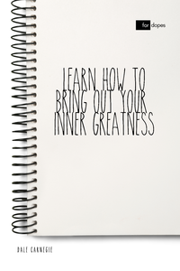 Electronic book Learn How to Bring Out Your Inner Greatness