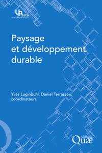 Livro digital Paysage et développement durable