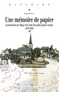 Livre numérique Une mémoire de papier