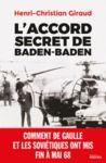 Electronic book L'Accord secret de Baden-Baden