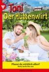 Livre numérique Toni der Hüttenwirt 232 – Heimatroman