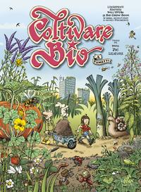 Livre numérique Coltivare bio a fumetti - Italian Edition