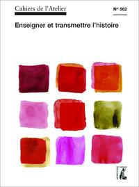 Electronic book Cahiers de l'Atelier n° 562
