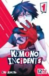Livro digital Kemono Incidents - tome 01