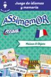 Livre numérique Assimemor - Mis primeras palabras en francés: Maison et Objets