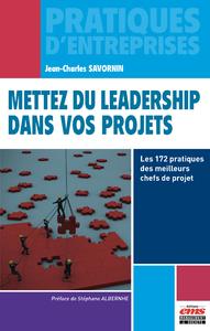 Livre numérique Mettez du leadership dans vos projets