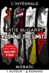 Livre numérique Intégrale de la série Pushing the limits + bonus