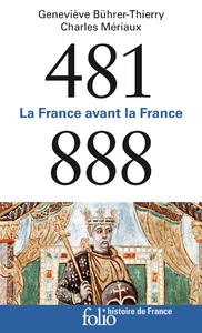 Electronic book 481-888 - La France avant la France