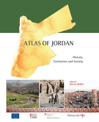 Electronic book Atlas of Jordan