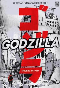 Electronic book Godzilla